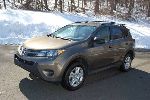 2013 Toyota RAV4 for sale in New Milford, CT