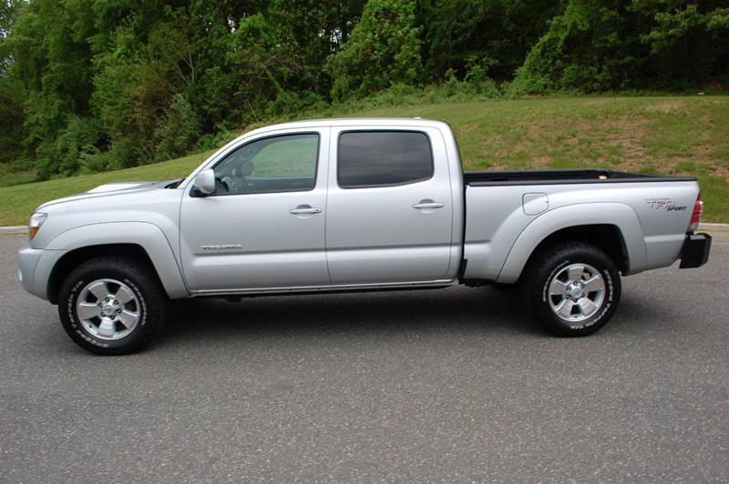 2010 Toyota Tacoma V6 4x4 4dr Double Cab 6 1 Ft Sb 5a In