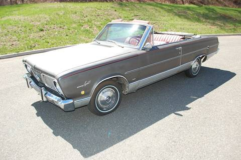 1966 Plymouth Valiant for sale in New Milford, CT