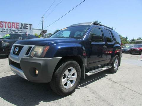 2010 Nissan Xterra for sale at The Repo Store - 1616 South Military Trail Lot 2 in West Palm Beach FL