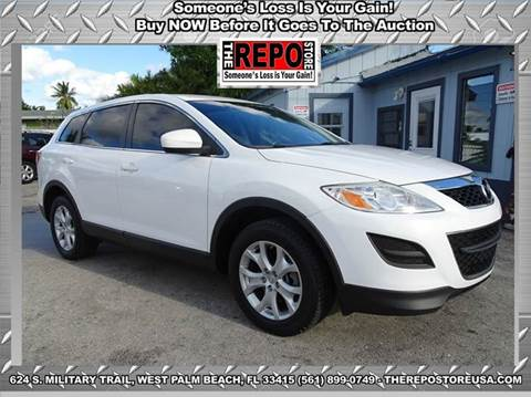 2012 Mazda CX-9 for sale at The Repo Store - 624 SOUTH MILITARY TRAIL LOT 1 in West Palm Beach FL