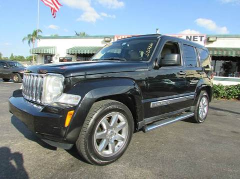 2010 Jeep Liberty for sale at The Repo Store - 1616 South Military Trail Lot 2 in West Palm Beach FL