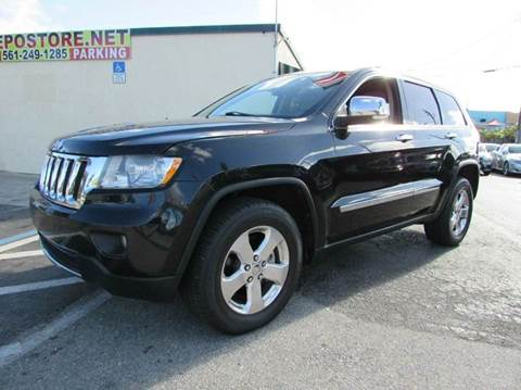 2013 Jeep Grand Cherokee for sale at The Repo Store - 1616 South Military Trail Lot 2 in West Palm Beach FL