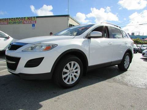 2010 Mazda CX-9 for sale at The Repo Store - 1616 South Military Trail Lot 2 in West Palm Beach FL