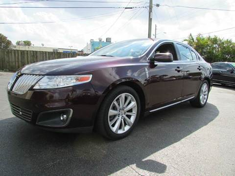 2011 Lincoln MKS for sale at The Repo Store - 1616 South Military Trail Lot 2 in West Palm Beach FL