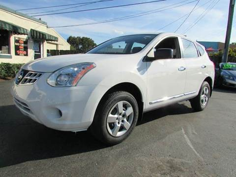 2013 Nissan Rogue for sale at The Repo Store - 1616 South Military Trail Lot 2 in West Palm Beach FL