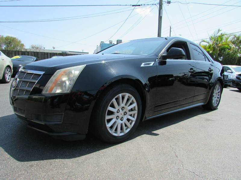 2010 Cadillac CTS for sale at The Repo Store - 1616 South Military Trail Lot in West Palm Beach FL