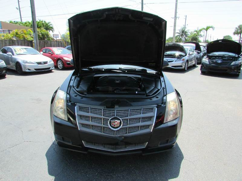 2010 Cadillac CTS for sale at The Repo Store - 624 SOUTH MILITARY TRAIL LOT 1 in West Palm Beach FL