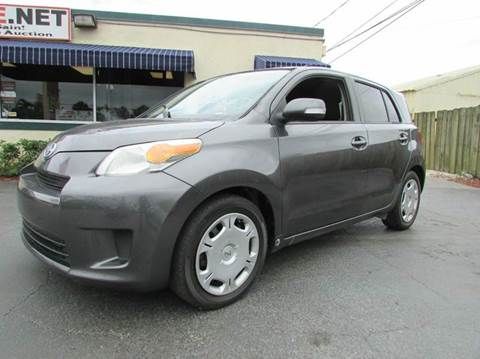 2009 Scion xD for sale at The Repo Store - 624 SOUTH MILITARY TRAIL LOT 1 in West Palm Beach FL