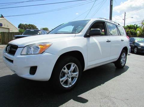 2010 Toyota RAV4 for sale at The Repo Store - 1616 South Military Trail Lot 2 in West Palm Beach FL