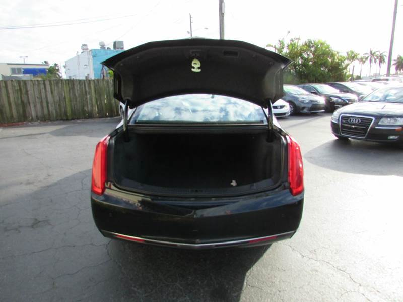 2013 Cadillac XTS for sale at The Repo Store - 1616 South Military Trail Lot 2 in West Palm Beach FL
