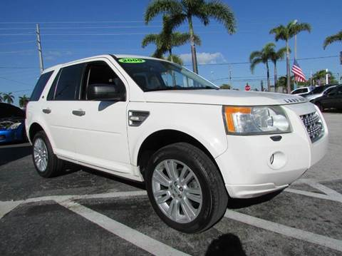 2009 Land Rover LR2 for sale at The Repo Store - 624 SOUTH MILITARY TRAIL LOT 1 in West Palm Beach FL