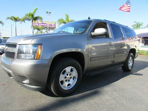 2009 Chevrolet Suburban for sale at The Repo Store - 624 SOUTH MILITARY TRAIL LOT 1 in West Palm Beach FL