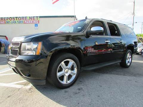 2011 Chevrolet Suburban for sale at The Repo Store - 1616 South Military Trail Lot 2 in West Palm Beach FL