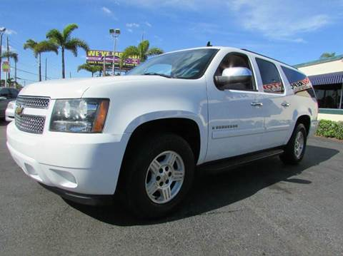 2008 Chevrolet Suburban for sale at The Repo Store - 1616 South Military Trail Lot 2 in West Palm Beach FL