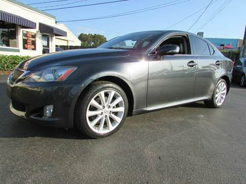 2010 Lexus IS 250 for sale at The Repo Store - 1616 South Military Trail Lot 2 in West Palm Beach FL
