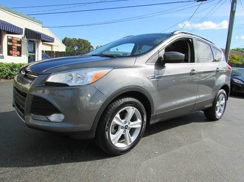 2013 Ford Escape for sale at The Repo Store - 1616 South Military Trail Lot 2 in West Palm Beach FL