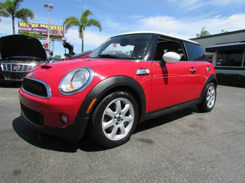 2009 MINI Cooper for sale at The Repo Store - 1616 South Military Trail Lot 2 in West Palm Beach FL