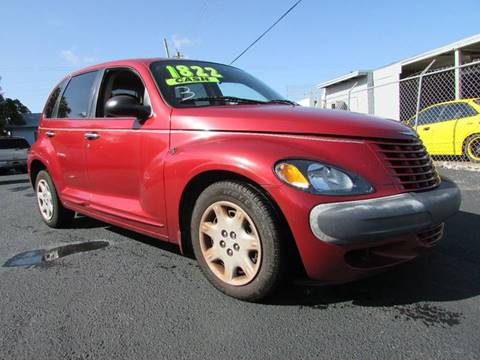 2002 Chrysler PT Cruiser for sale at The Repo Store - 624 SOUTH MILITARY TRAIL LOT 1 in West Palm Beach FL