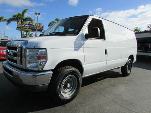 2011 Ford E-Series Cargo for sale at The Repo Store - 1616 South Military Trail Lot 2 in West Palm Beach FL