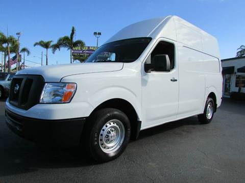 2015 Nissan NV Cargo for sale at The Repo Store - 1616 South Military Trail Lot 2 in West Palm Beach FL