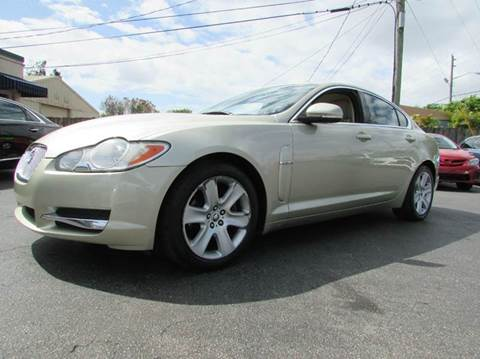 2010 Jaguar XF for sale at The Repo Store - 1616 South Military Trail Lot 2 in West Palm Beach FL