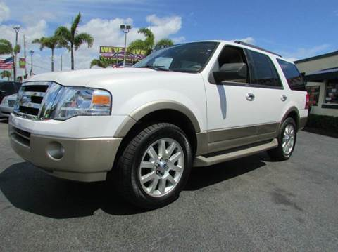 2011 Ford Expedition for sale at The Repo Store - 624 SOUTH MILITARY TRAIL LOT 1 in West Palm Beach FL