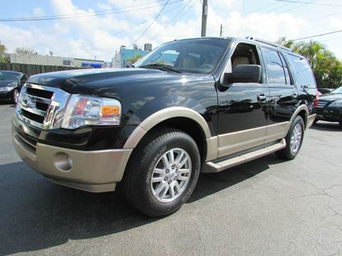 2012 Ford Expedition for sale at The Repo Store - 1616 South Military Trail Lot 2 in West Palm Beach FL