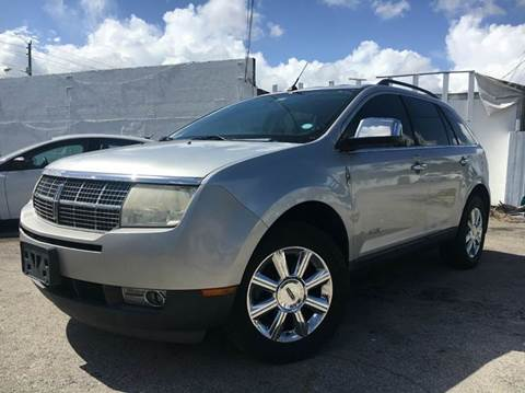 2009 Lincoln MKX for sale at The Repo Store - 1616 South Military Trail Lot 2 in West Palm Beach FL