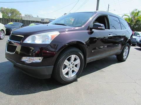 2010 Chevrolet Traverse for sale at The Repo Store - 1616 South Military Trail Lot 2 in West Palm Beach FL