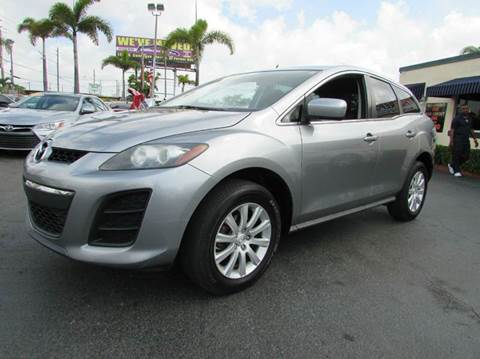 2011 Mazda CX-7 for sale at The Repo Store - 624 SOUTH MILITARY TRAIL LOT 1 in West Palm Beach FL