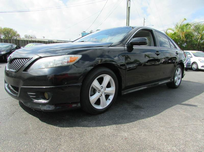 2011 Toyota Camry for sale at The Repo Store - 1616 South Military Trail Lot in West Palm Beach FL