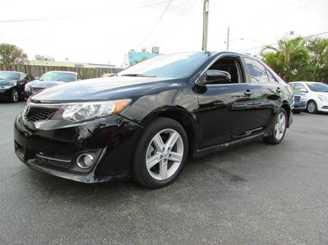 2014 Toyota Camry for sale at The Repo Store - 1616 South Military Trail Lot 2 in West Palm Beach FL