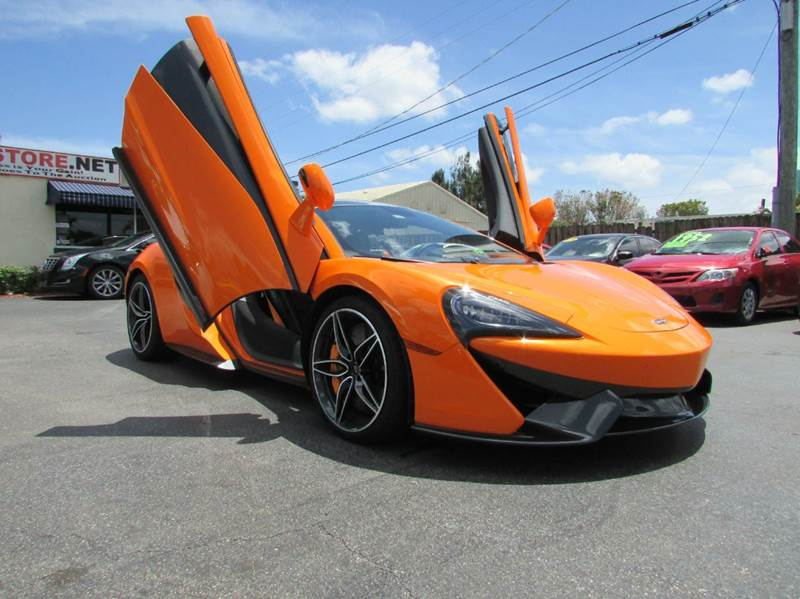 2016 McLaren 570S for sale at The Repo Store - 1616 South Military Trail Lot in West Palm Beach FL