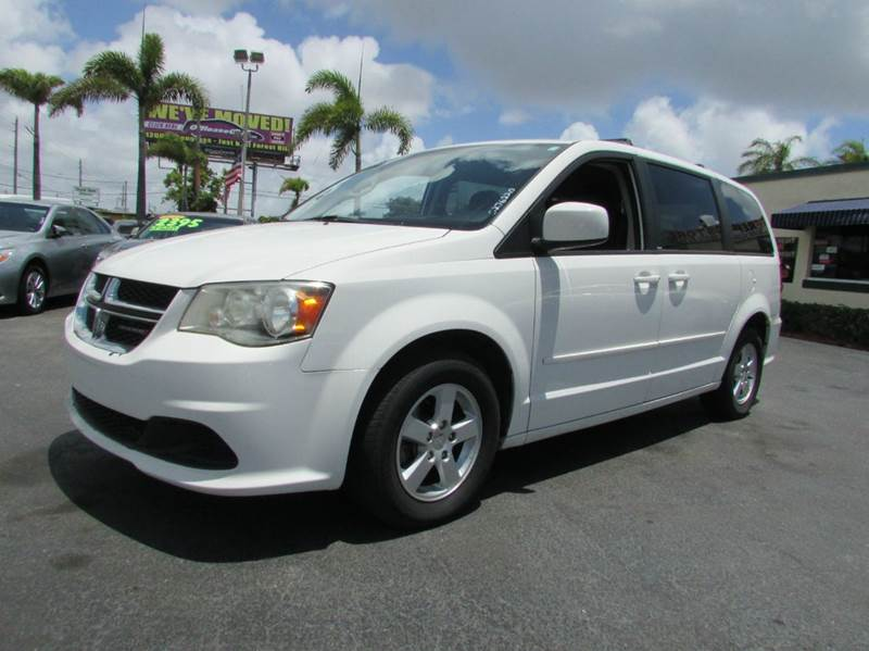 2013 Dodge Grand Caravan for sale at The Repo Store - 1616 South Military Trail Lot in West Palm Beach FL