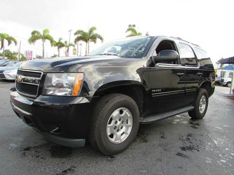 2011 Chevrolet Tahoe for sale at The Repo Store - 1616 South Military Trail Lot 2 in West Palm Beach FL