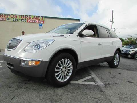 2012 Buick Enclave for sale at The Repo Store - 1616 South Military Trail Lot 2 in West Palm Beach FL