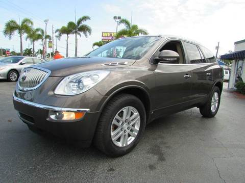 2008 Buick Enclave for sale at The Repo Store - 624 SOUTH MILITARY TRAIL LOT 1 in West Palm Beach FL