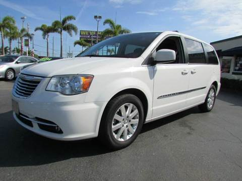2013 Chrysler Town and Country for sale at The Repo Store - 1616 South Military Trail Lot 2 in West Palm Beach FL