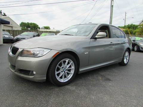 2010 BMW 3 Series for sale at The Repo Store - 1616 South Military Trail Lot 2 in West Palm Beach FL