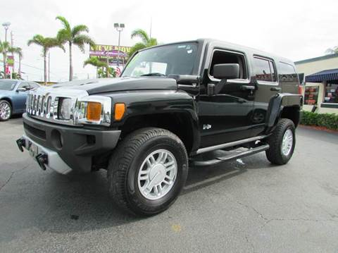 2008 HUMMER H3 for sale at The Repo Store - 1616 South Military Trail Lot 2 in West Palm Beach FL