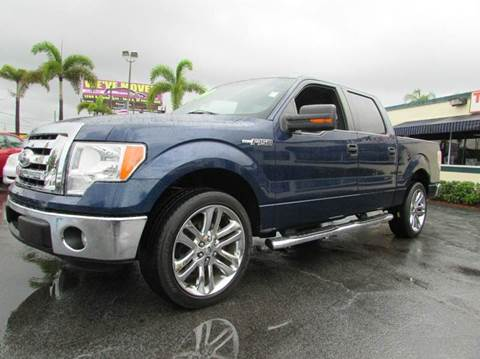 2011 Ford F-150 for sale at The Repo Store - 1616 South Military Trail Lot 2 in West Palm Beach FL