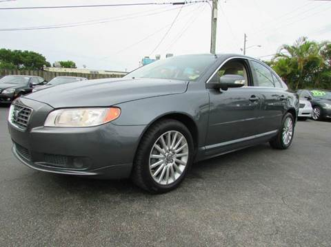 2008 Volvo S80 for sale at The Repo Store - 1616 South Military Trail Lot 2 in West Palm Beach FL