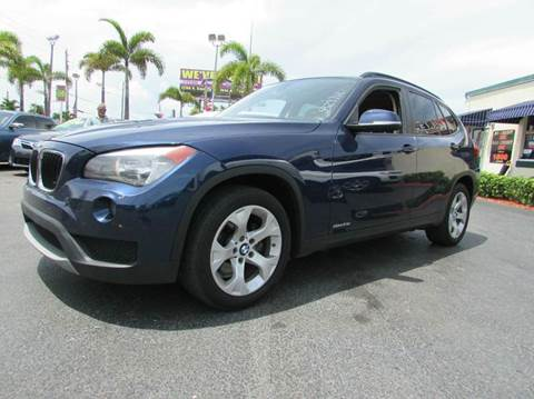 2014 BMW X1 for sale at The Repo Store - 1616 South Military Trail Lot 2 in West Palm Beach FL