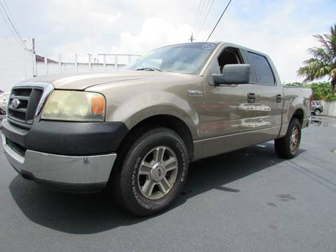 2005 Ford F-150 for sale at The Repo Store - 624 SOUTH MILITARY TRAIL LOT 1 in West Palm Beach FL