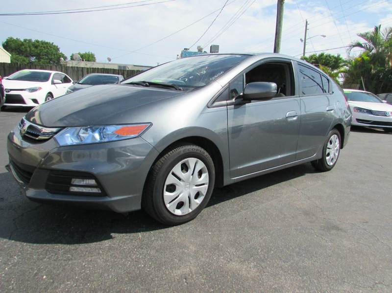 2013 Honda Insight for sale at The Repo Store - 1616 South Military Trail Lot 2 in West Palm Beach FL