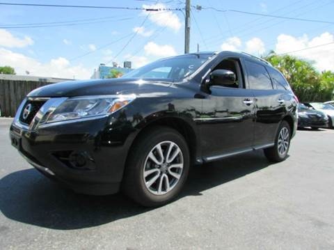 2013 Nissan Pathfinder for sale at The Repo Store - 1616 South Military Trail Lot 2 in West Palm Beach FL