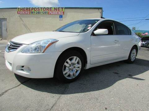 2011 Nissan Altima for sale at The Repo Store - 1616 South Military Trail Lot in West Palm Beach FL