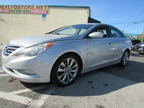 2011 Hyundai Sonata for sale at The Repo Store - 1616 South Military Trail Lot in West Palm Beach FL
