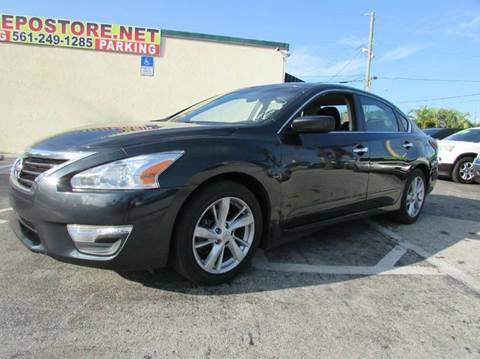 2014 Nissan Altima for sale at The Repo Store - 1616 South Military Trail Lot in West Palm Beach FL